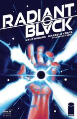 Radiant Black #5 Cover A