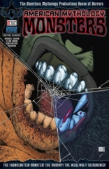 American Mythology: Monsters #2 Cover A