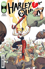Harley Quinn Vol 4 #2 Cover A