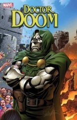 Doctor Doom #10 Cover A