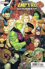 Empyre Aftermath: Avengers #1 Cover A