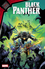 King in Black: Black Panther #1 Cover A