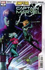 Captain Marvel Vol 11 #19 Cover A