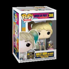 Pop! - Birds of Prey series - #308 - Harley Quinn And Beaver