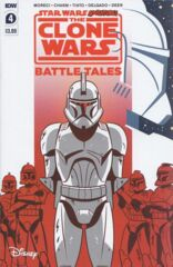 Star Wars Adventures: The Clone Wars - Battle Tales #4 (of 5) Cover A
