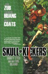 Skullkickers Vol 04 - Eighty Eyes on an Evil Island TP