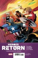 Heroes Return #1 Cover A