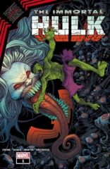 King in Black: Immortal Hulk #1 Cover A