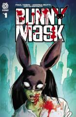 Bunny Mask #1 Cover A