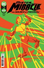 Mister Miracle: The Source of Freedom #1 (of 6) Cover A