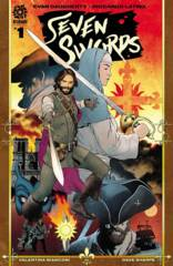 Seven Swords #1 Cover A