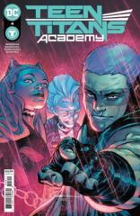 Teen Titans Academy #4 Cover A