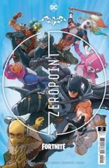 Batman / Fortnite: Zero Point #2 (of 6) Cover A
