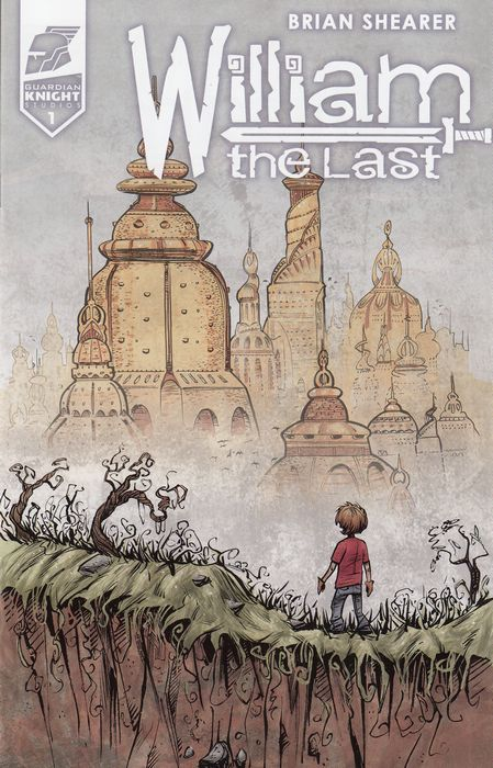 Comic Collection: William the Last #1 - #4