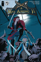 A Man Among Ye #2 Cover A