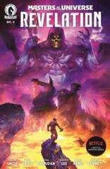 Masters of the Universe: Revelation #2 (of 4) Cover A