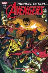 Marvel Action: Avengers #12 Cover A