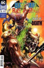 Batman vs Ra's Al Ghul #2 (of 6) Cover A
