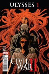 Comic Collection: Civil War II - Ulysses #1 - #3