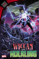 King in Black: Wiccan and Hulkling #1 Cover A
