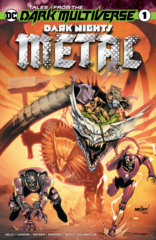 Tales From The Dark Multiverse: Dark Nights Metal #1 Cover A