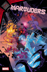 King in Black: Marauders #1 Cover A