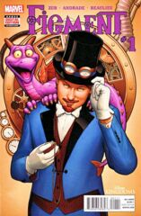 Comic Collection: Disney Kingdoms Figment #1 - #5