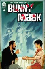 Bunny Mask #3 Cover A