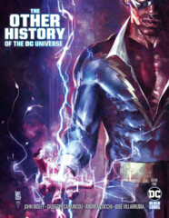 The Other History of the DC Universe #1 (of 5) Cover A