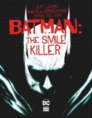 Batman: The Smile Killer #1 Cover A