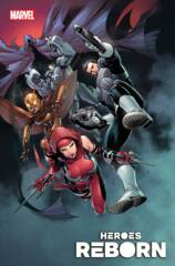 Heroes Reborn: Squadron Savage #1 Cover A