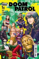 Comic Collection: Doom Patrol - Weight of the Worlds #1 - #7