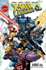 X-Men: Legends #1 Cover A