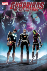 Guardians of the Galaxy Vol 6 #11 Cover A