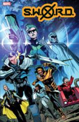 S.W.O.R.D. Vol 2 #1 Cover A