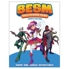 BESM: Big Eyes, Small Mouth RPG - 4th Edition