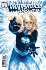 Comic Collection: Invisible Woman #1 - #5