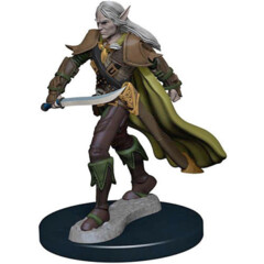Pathfinder Battles Premium Painted Figure: Male Elf Fighter