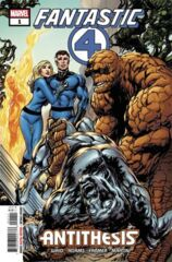 Fantastic Four: Antithesis #1 (of 4) Cover A