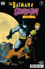 The Batman & Scooby-Doo Mysteries #1 (of 12) Cover A