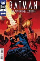 Batman: The Adventures Continue #4 (of 8) Cover A