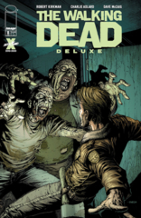 Walking Dead Deluxe #8 Cover A