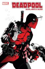 Deadpool: Black, White & Blood #3 (of 5) Cover A