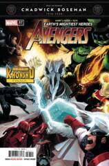 Avengers Vol 8 #37 Cover A