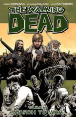 Walking Dead Vol 19 - March to War TP