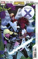 Comic Collection: Empyre: X-Men #1 - #4