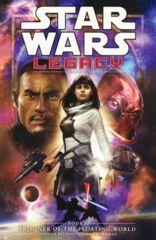 Star Wars Legacy II Vol 01 - Prisoner of the Floating World TP