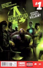 Comic Collection: Avengers Undercover #1 - #10