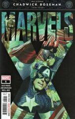 Marvels X #5 (of 6) Cover A