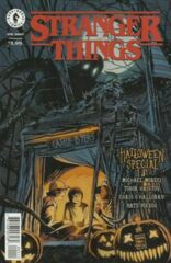 Stranger Things Halloween Special #1 Cover A